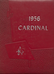 1956 Edition, Harmony Grove High School - Cardinal Yearbook (Benton, AR)
