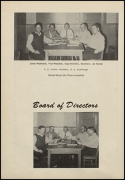Page 14, 1957 Edition, Harmony Grove High School - Cardinal Yearbook (Benton, AR) online yearbook collection