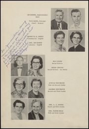 Page 16, 1957 Edition, Harmony Grove High School - Cardinal Yearbook (Benton, AR) online yearbook collection