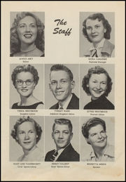 Page 7, 1957 Edition, Harmony Grove High School - Cardinal Yearbook (Benton, AR) online yearbook collection