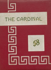 1958 Edition, Harmony Grove High School - Cardinal Yearbook (Benton, AR)
