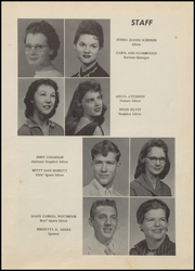 Page 7, 1958 Edition, Harmony Grove High School - Cardinal Yearbook (Benton, AR) online yearbook collection