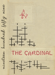 1959 Edition, Harmony Grove High School - Cardinal Yearbook (Benton, AR)