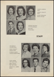 Page 7, 1959 Edition, Harmony Grove High School - Cardinal Yearbook (Benton, AR) online yearbook collection
