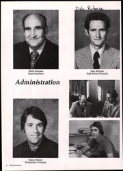Page 8, 1980 Edition, Harmony Grove High School - Cardinal Yearbook (Benton, AR) online yearbook collection