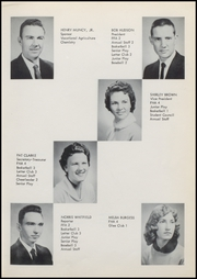 Page 15, 1960 Edition, Calico Rock High School - Pirate Yearbook (Calico Rock, AR) online yearbook collection