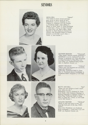 Page 10, 1961 Edition, Parkers Chapel High School - Trojan Yearbook (El Dorado, AR) online yearbook collection
