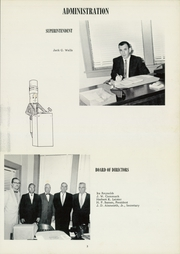 Page 5, 1961 Edition, Parkers Chapel High School - Trojan Yearbook (El Dorado, AR) online yearbook collection