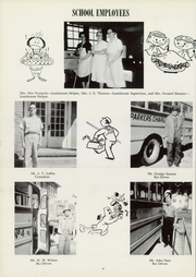 Page 8, 1961 Edition, Parkers Chapel High School - Trojan Yearbook (El Dorado, AR) online yearbook collection