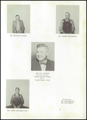 Page 17, 1959 Edition, Wickes High School - Warrior Yearbook (Wickes, AR) online yearbook collection