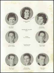 Page 7, 1960 Edition, Wickes High School - Warrior Yearbook (Wickes, AR) online yearbook collection