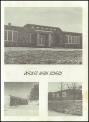 Page 9, 1960 Edition, Wickes High School - Warrior Yearbook (Wickes, AR) online yearbook collection