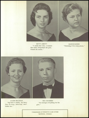 Page 15, 1958 Edition, Sparkman High School - Sparkler Yearbook (Sparkman, AR) online yearbook collection