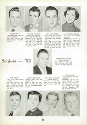Page 14, 1955 Edition, Strong High School - Yearbook (Strong, AR) online yearbook collection