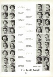 Page 17, 1955 Edition, Strong High School - Yearbook (Strong, AR) online yearbook collection