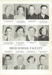Page 9, 1955 Edition, Strong High School - Yearbook (Strong, AR) online yearbook collection