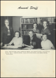 Page 10, 1953 Edition, Waldo High School - Bow Wow Yearbook (Waldo, AR) online yearbook collection