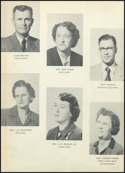 Page 14, 1953 Edition, Waldo High School - Bow Wow Yearbook (Waldo, AR) online yearbook collection