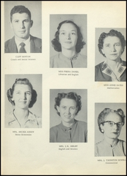 Page 15, 1953 Edition, Waldo High School - Bow Wow Yearbook (Waldo, AR) online yearbook collection