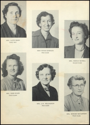 Page 16, 1953 Edition, Waldo High School - Bow Wow Yearbook (Waldo, AR) online yearbook collection
