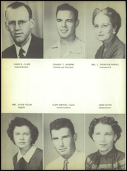 Page 14, 1954 Edition, Waldo High School - Bow Wow Yearbook (Waldo, AR) online yearbook collection