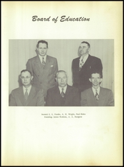 Page 9, 1954 Edition, Waldo High School - Bow Wow Yearbook (Waldo, AR) online yearbook collection