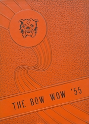 Page 1, 1955 Edition, Waldo High School - Bow Wow Yearbook (Waldo, AR) online yearbook collection