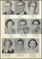 Page 14, 1955 Edition, Waldo High School - Bow Wow Yearbook (Waldo, AR) online yearbook collection