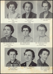 Page 15, 1955 Edition, Waldo High School - Bow Wow Yearbook (Waldo, AR) online yearbook collection