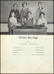 Page 8, 1955 Edition, Waldo High School - Bow Wow Yearbook (Waldo, AR) online yearbook collection