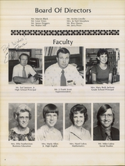 Page 6, 1980 Edition, Caddo Hills High School - Warrior Yearbook (Norman, AR) online yearbook collection