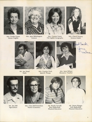 Page 7, 1980 Edition, Caddo Hills High School - Warrior Yearbook (Norman, AR) online yearbook collection
