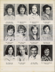 Page 8, 1980 Edition, Caddo Hills High School - Warrior Yearbook (Norman, AR) online yearbook collection