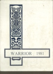 Page 1, 1981 Edition, Caddo Hills High School - Warrior Yearbook (Norman, AR) online yearbook collection