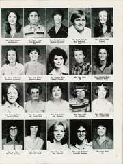 Page 11, 1981 Edition, Caddo Hills High School - Warrior Yearbook (Norman, AR) online yearbook collection