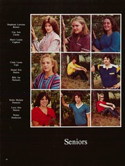 Page 14, 1981 Edition, Caddo Hills High School - Warrior Yearbook (Norman, AR) online yearbook collection