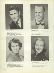 Page 12, 1957 Edition, Lockesburg High School - Blue Darter Yearbook (Lockesburg, AR) online yearbook collection