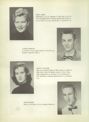 Page 14, 1957 Edition, Lockesburg High School - Blue Darter Yearbook (Lockesburg, AR) online yearbook collection