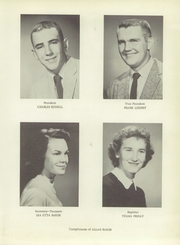 Page 17, 1957 Edition, Lockesburg High School - Blue Darter Yearbook (Lockesburg, AR) online yearbook collection