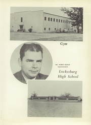 Page 9, 1957 Edition, Lockesburg High School - Blue Darter Yearbook (Lockesburg, AR) online yearbook collection