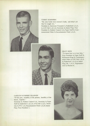 Page 10, 1959 Edition, Lockesburg High School - Blue Darter Yearbook (Lockesburg, AR) online yearbook collection