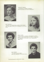 Page 12, 1959 Edition, Lockesburg High School - Blue Darter Yearbook (Lockesburg, AR) online yearbook collection