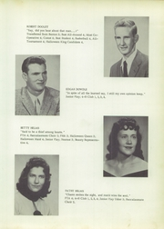 Page 13, 1959 Edition, Lockesburg High School - Blue Darter Yearbook (Lockesburg, AR) online yearbook collection