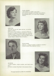 Page 14, 1959 Edition, Lockesburg High School - Blue Darter Yearbook (Lockesburg, AR) online yearbook collection