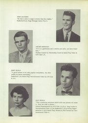 Page 15, 1959 Edition, Lockesburg High School - Blue Darter Yearbook (Lockesburg, AR) online yearbook collection
