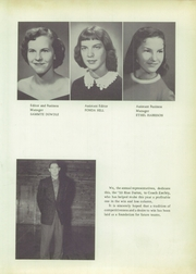 Page 5, 1959 Edition, Lockesburg High School - Blue Darter Yearbook (Lockesburg, AR) online yearbook collection
