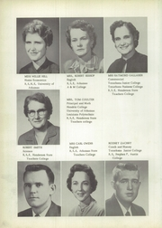 Page 8, 1959 Edition, Lockesburg High School - Blue Darter Yearbook (Lockesburg, AR) online yearbook collection