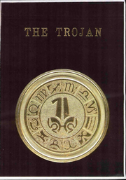 1971 Edition, McRae High School - Trojan Yearbook (McRae, AR)