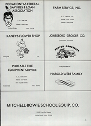 Page 75, 1974 Edition, Swifton High School - Pirate Yearbook (Swifton, AR) online yearbook collection