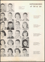 Page 12, 1959 Edition, Scranton High School - Rocket Yearbook (Scranton, AR) online yearbook collection